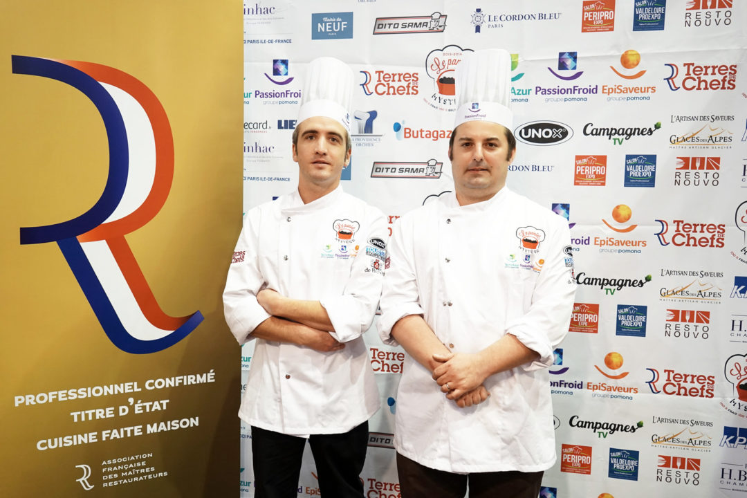 Concours Panier Mystère 2016, Terres de Chefs  - AFMR